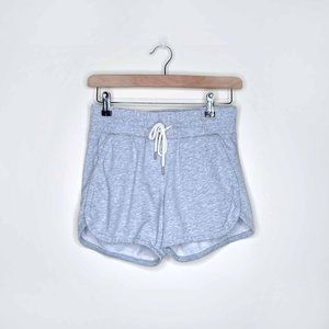 Champion heather grey gym short sweats - size xs